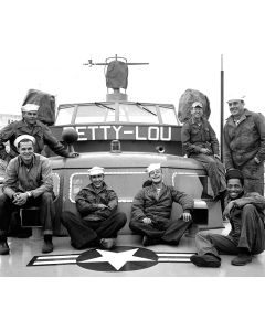 Tripoli, Libya: Airmen from the 7th Crash Rescue Boat Flight
