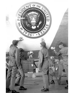 Andrews Air Force Base, Md: Polishing SAM 26000