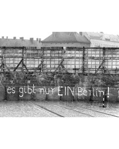 "Berlin: ""There is only one Berlin"""