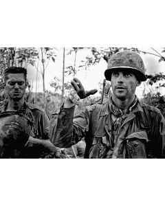Dak To, South Vietnam, June, 1966: Capt. William Carpenter
