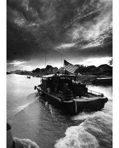 Mekong Delta patrol boat, 1969