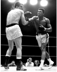 Frankfurt, Germany, September 1966: Ali vs Mildenberger