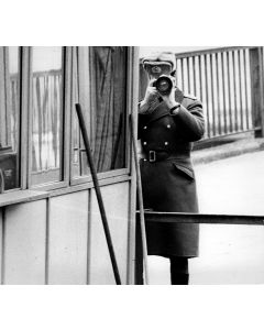 Berlin, 1974: Berlin Wall border guard