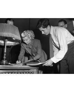 Lana Turner, 1954